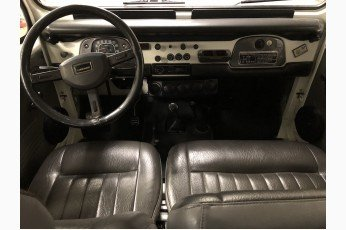 1981 Toyota Land Cruiser FJ43 4x4 = Clean Ivory driver  $45k For Sale (picture 5 of 6)