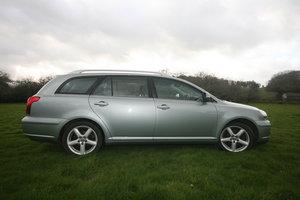 2008Toyota Avensis Estate Tspirit d4d For Sale