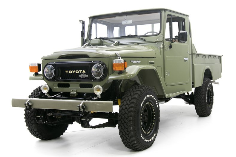 1978 Toyota Land Cruiser HJ-45 Long Bed Pickup = Rare 1 off For Sale (picture 1 of 6)