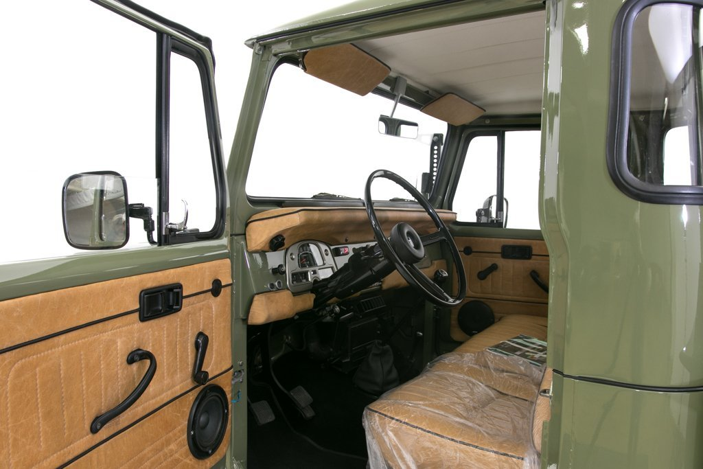 1978 Toyota Land Cruiser HJ-45 Long Bed Pickup = Rare 1 off For Sale (picture 4 of 6)