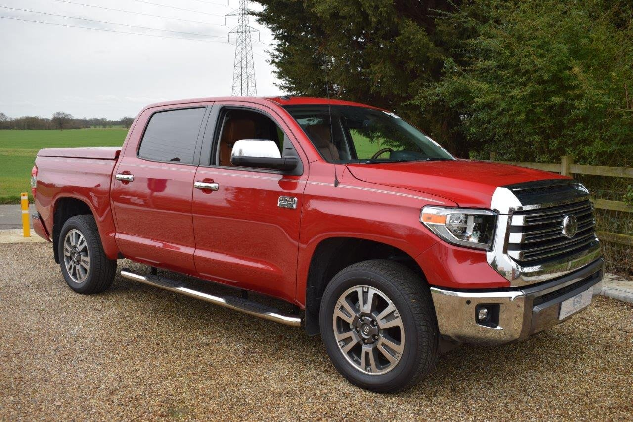2018 Toyota Tundra CrewMax 5.7i V8 1794 Edition SOLD (picture 1 of 6)