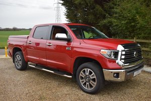 2018 Toyota Tundra CrewMax 5.7i V8 1794 Edition For Sale