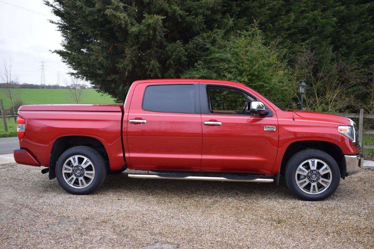 2018 Toyota Tundra CrewMax 5.7i V8 1794 Edition SOLD (picture 3 of 6)