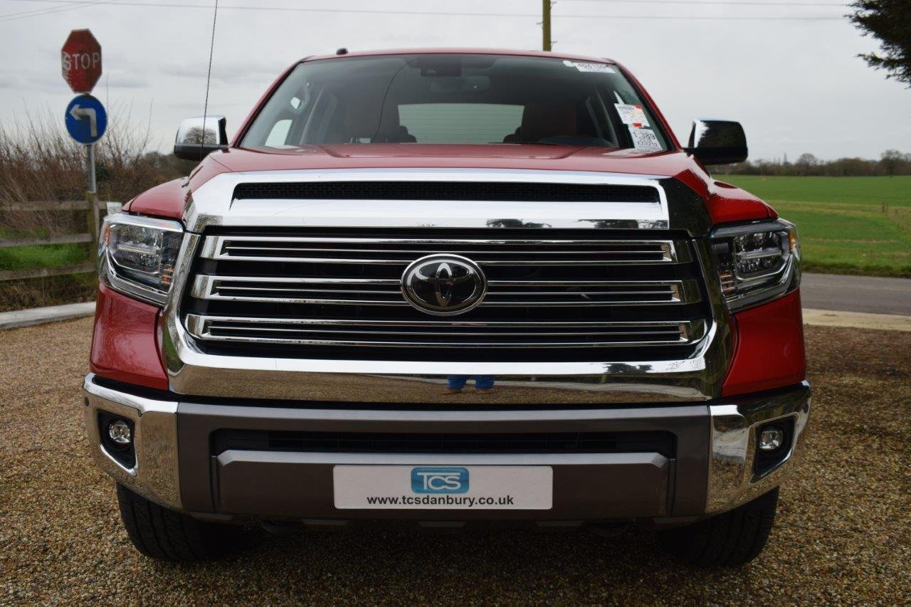 2018 Toyota Tundra CrewMax 5.7i V8 1794 Edition SOLD (picture 4 of 6)