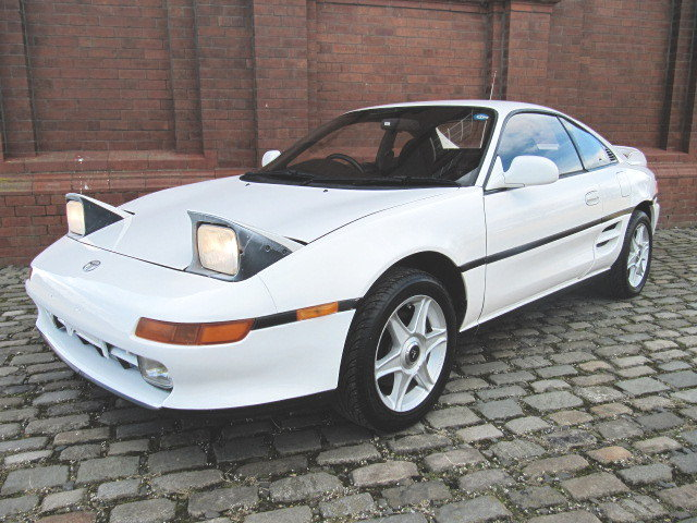 Toyota Mr2 1991 2 0 Coupe Automatic Fresh Import For Sale Car