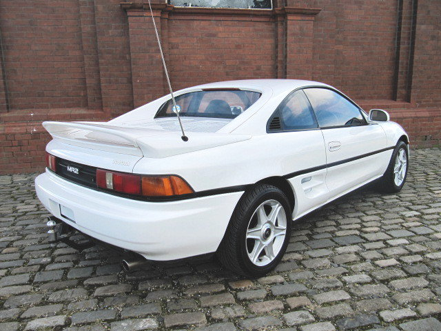 TOYOTA MR2 1991 2.0 COUPE AUTOMATIC * FRESH IMPORT * For Sale (picture 2 of 6)