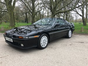 Toyota Supra Turbo Auto 1989 1 owner low mileage For Sale