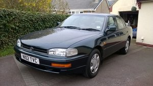 1995 Toyota Camry V6 GENUINE 46300 MILEAGE SOLD