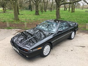 Toyota Supra Turbo 1989 UK Car Low miles SOLD