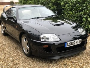 1994 TOYOTA SUPRA AUTO - UK CAR - FTSH For Sale