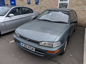 1992 Toyota Corolla Executive Automatic For Sale
