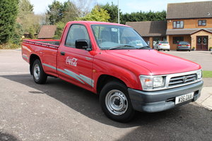 2000 Toyota hilux very low mileage For Sale