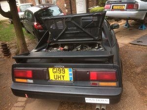 1989 Toyota mr2 mk1 twincam For Sale