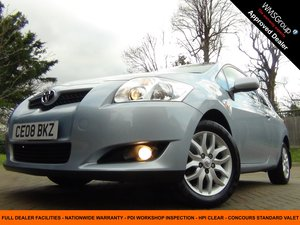 2008 Toyota Auris T3 1.4 - Low Mileage / As New