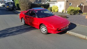 1989 Mr2 mk1 in very good condition