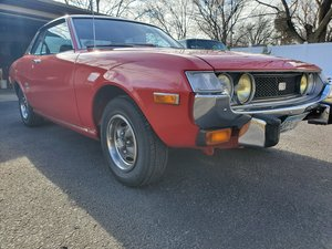 1974 Toyota Celica GT 5 Speed All Numbers Matching  For Sale