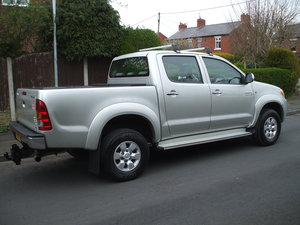 2009 Toyota Hilux For Sale For Hire