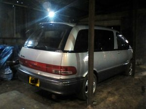 1993 TOYOTA ESTIMA 4WD 7 Seat People Carrier. For Sale