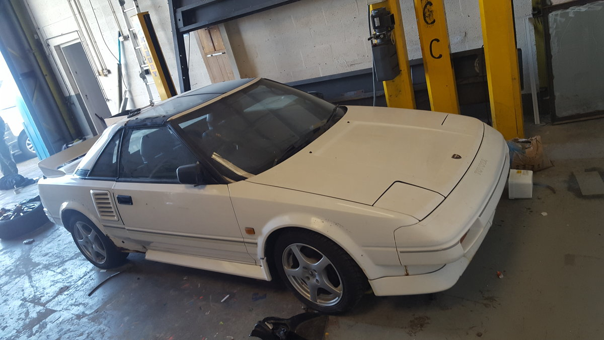 1989 Mk1 mr2 For Sale (picture 2 of 6)