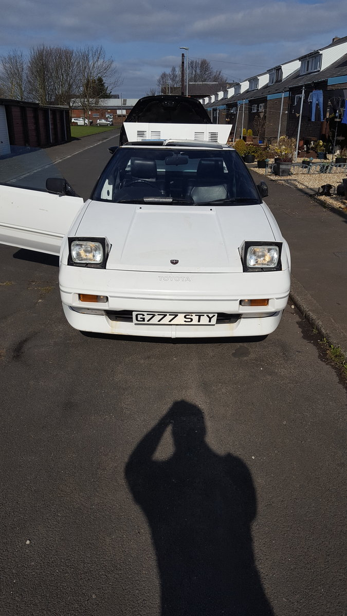1989 Mk1 mr2 For Sale (picture 4 of 6)