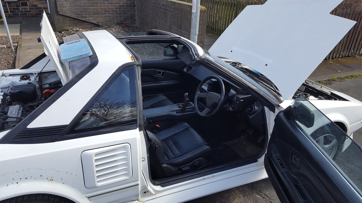 1989 Mk1 mr2 For Sale (picture 6 of 6)