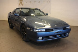 Toyota supra 3.0i turbo, 1991 For Sale by Auction