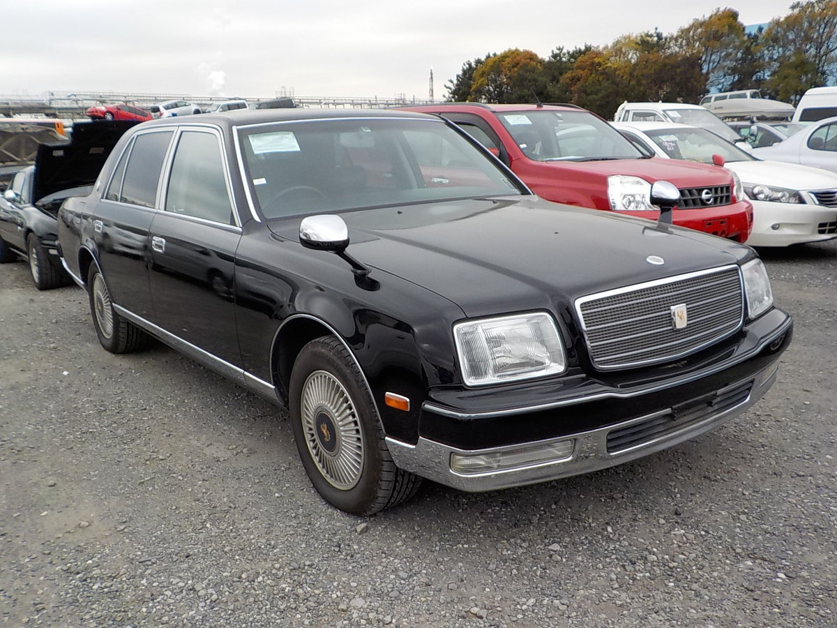 1997 TOYOTA CENTURY REDESIGNED 5.0 V12 * JAPANESE EQ MAYBACH  For Sale (picture 1 of 5)