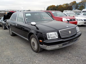 1997 TOYOTA CENTURY REDESIGNED 5.0 V12 * JAPANESE EQ MAYBACH  For Sale