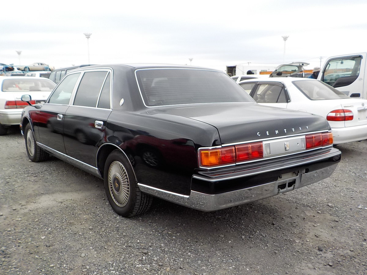 1997 TOYOTA CENTURY REDESIGNED 5.0 V12 * JAPANESE EQ MAYBACH  For Sale (picture 2 of 5)