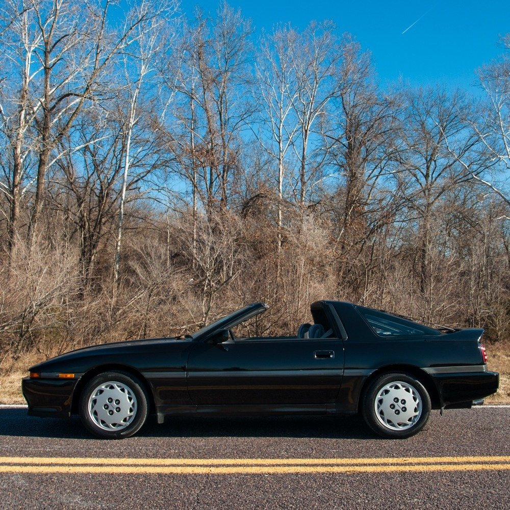 1990 Toyota Supra GT = very Rare RHD Auto 53k miles $14.9k For Sale (picture 2 of 6)