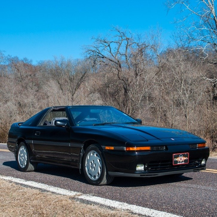 1990 Toyota Supra GT = very Rare RHD Auto 53k miles $14.9k For Sale (picture 4 of 6)