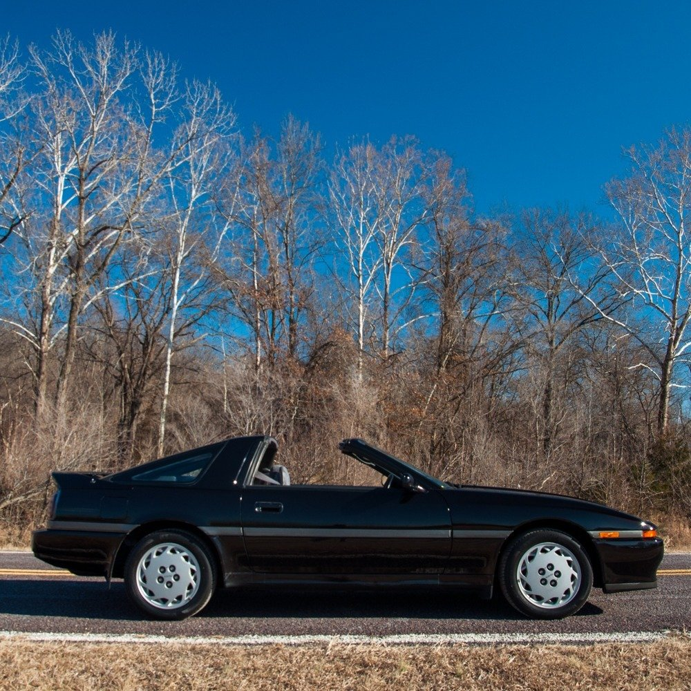 1990 Toyota Supra GT = very Rare RHD Auto 53k miles $14.9k For Sale (picture 5 of 6)