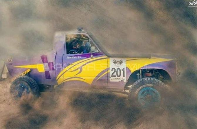 1983 Desert Rally Competition Race Vehicle For Sale (picture 5 of 6)