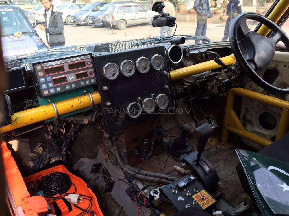 1983 Desert Rally Competition Race Vehicle For Sale (picture 6 of 6)
