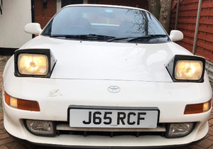 1991 Toyota MR2 UK vehicle For Sale