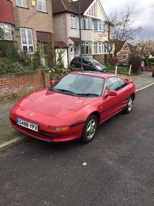 Toyota MR2 1990 2.0 Coupe Automatic