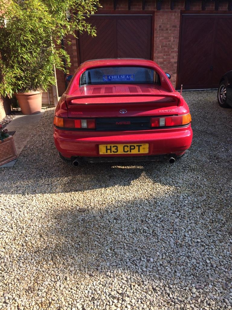 1990 Toyota MR2 Mk2 GT TBar For Sale (picture 4 of 4)