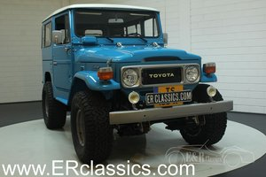 Toyota FJ40 Landcruiser 1982 special Restomod For Sale