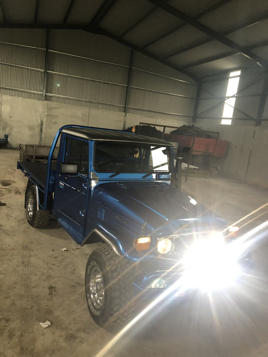 1982 Toyota Hj47 For Sale (picture 1 of 6)