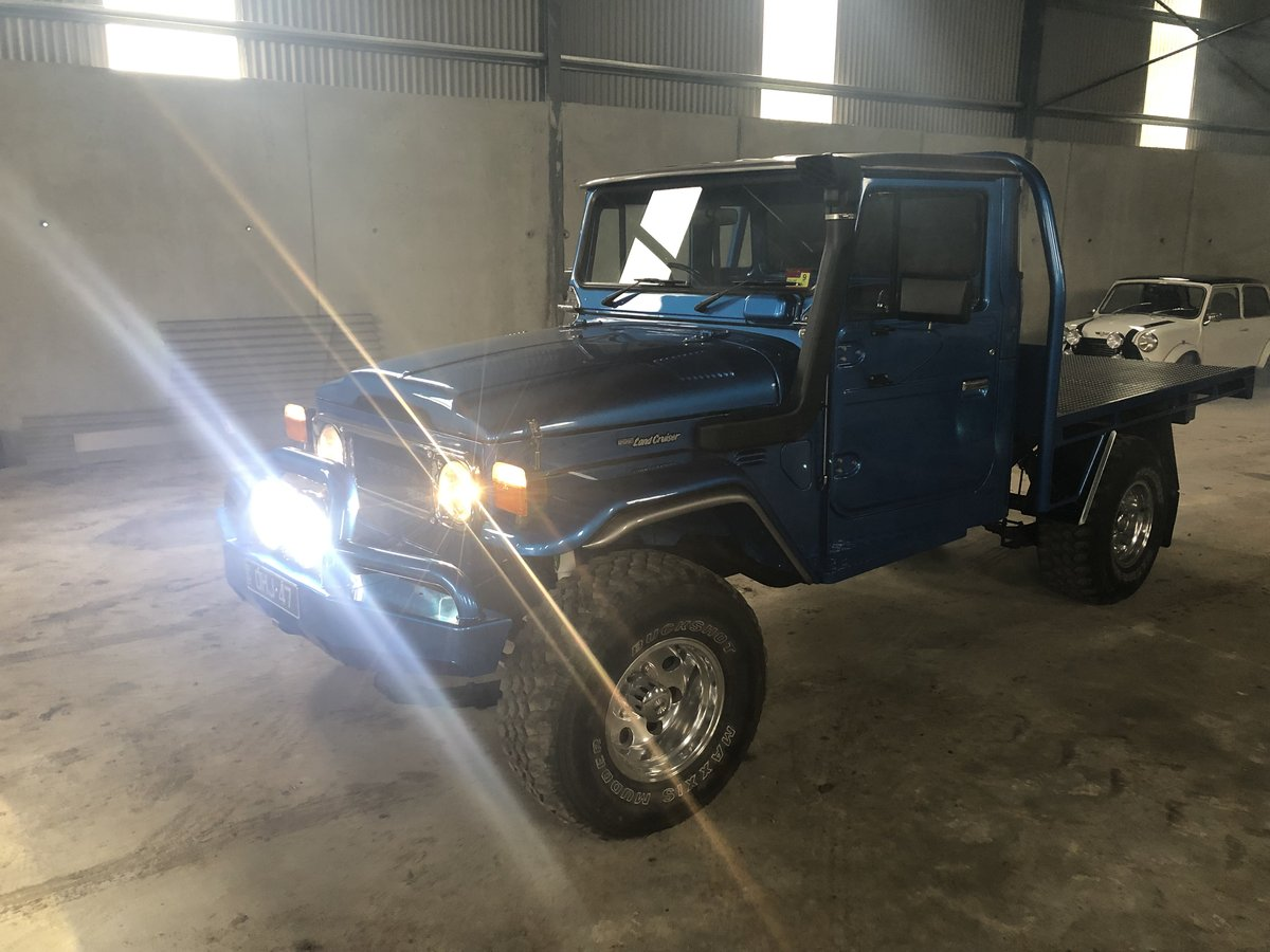 1982 Toyota Hj47 For Sale (picture 4 of 6)