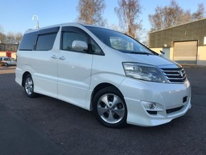 Toyota Alphard 2008 Fresh Import 2.4 VVTI Automatic G Editio For Sale