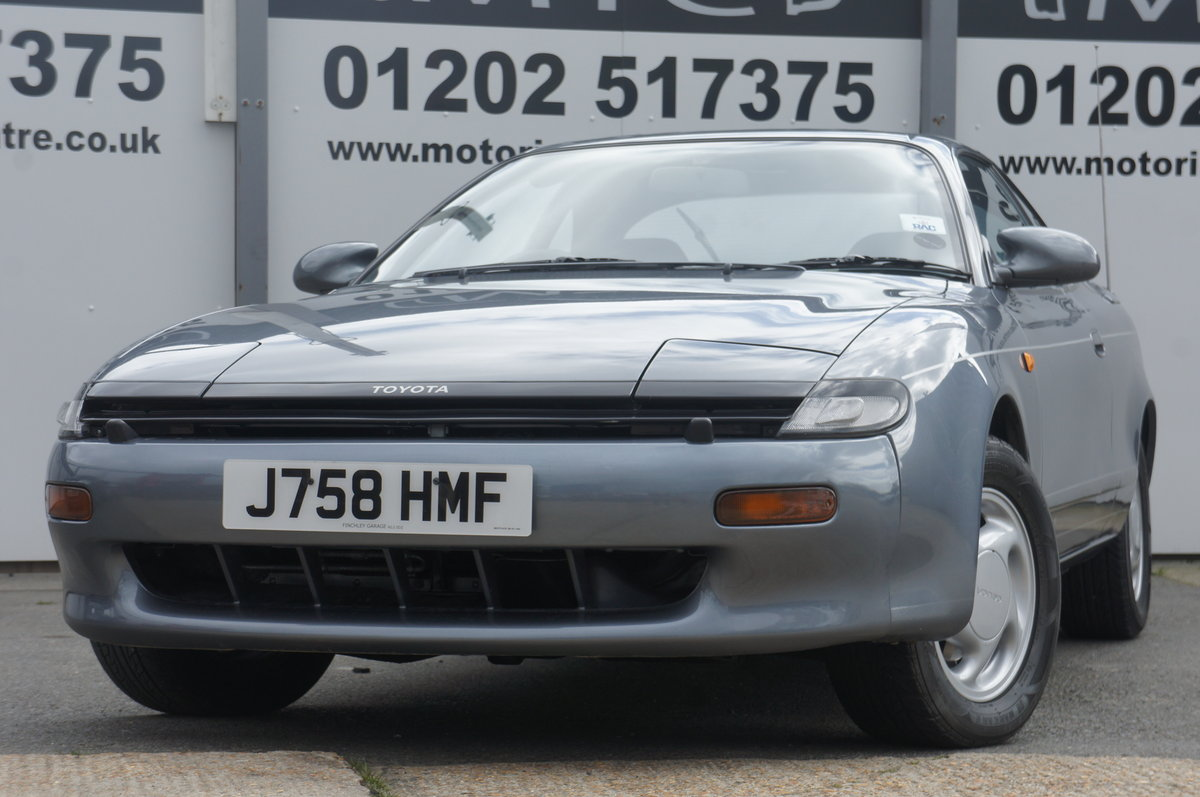 1992 Toyota celica 2.0 gt automatic  For Sale (picture 1 of 6)