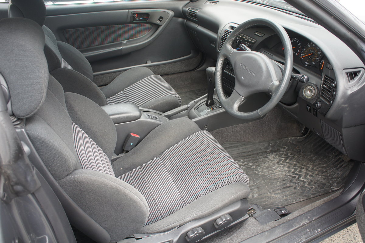 1992 Toyota celica 2.0 gt automatic  For Sale (picture 5 of 6)