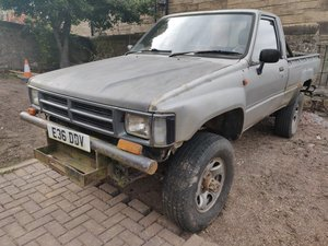 1988 hilux mk2 For Sale
