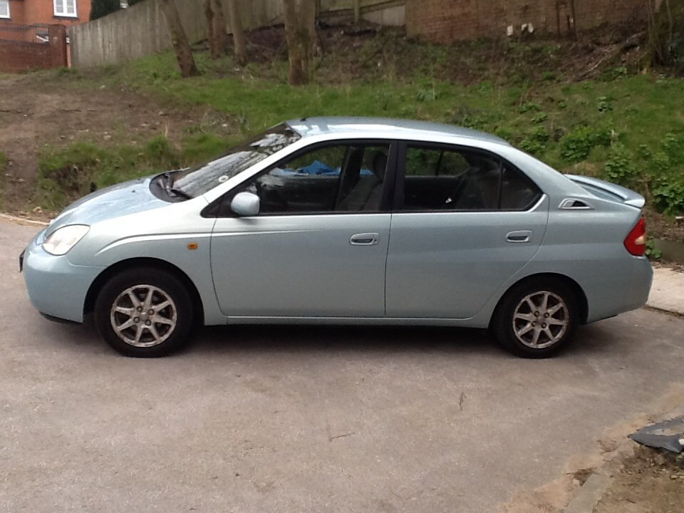2001 Toyota Prius For Sale (picture 6 of 6)