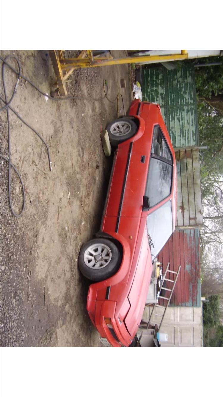 1984 Rare manual Toyota Celica Supra - SOLD For Sale (picture 1 of 6)