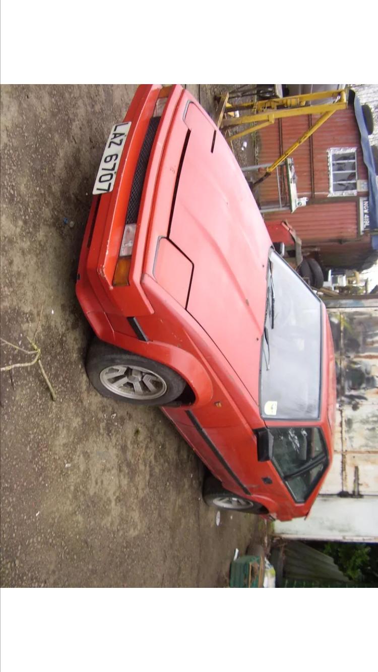 1984 Rare manual Toyota Celica Supra - SOLD For Sale (picture 2 of 6)