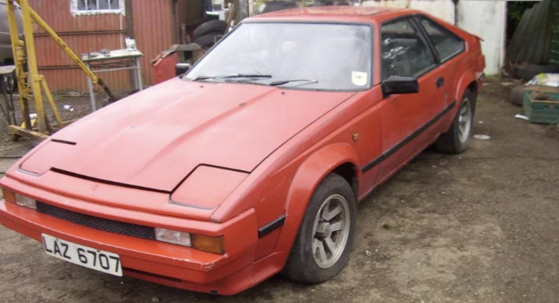 1984 Rare manual Toyota Celica Supra - SOLD For Sale (picture 6 of 6)