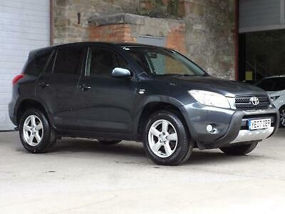 2007 Toyota Rav4 2.2 D-4D XT-R 5DR For Sale (picture 1 of 6)