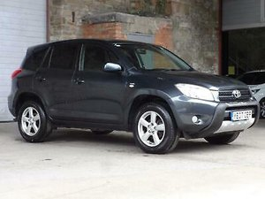 2007 Toyota Rav4 2.2 D-4D XT-R 5DR For Sale